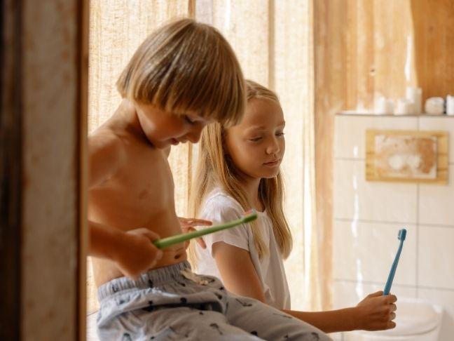 child's dental health