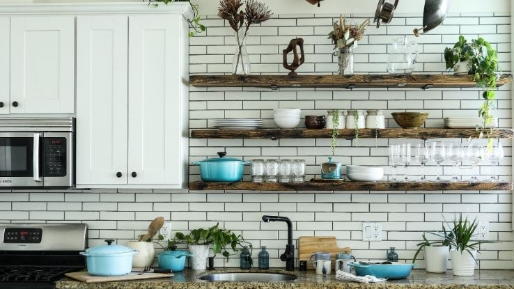 make kitchen dreamy