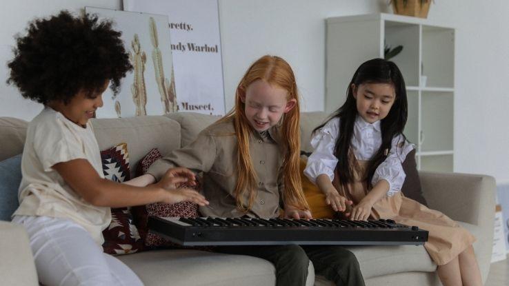 teach music to children