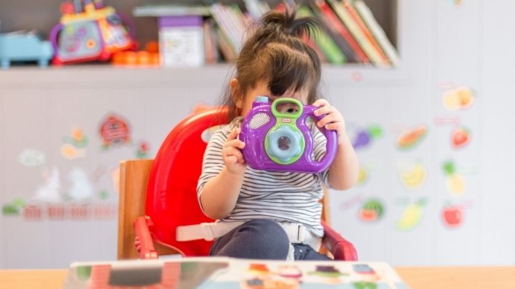 choose toys for toddlers