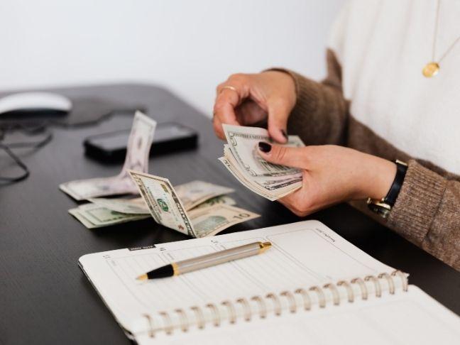 bankruptcy influences family's finances