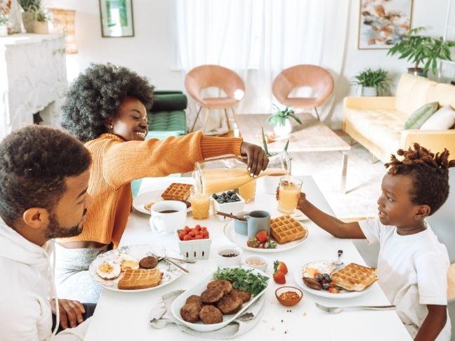 keep family healthy