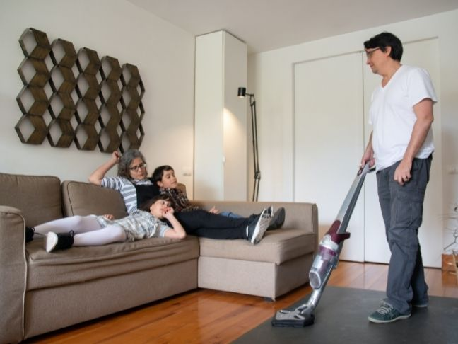 carpet cleaning devices