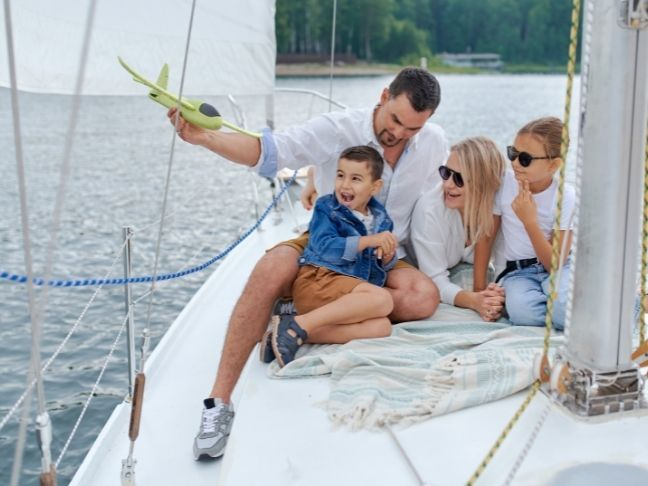 fun and relaxing family vacation