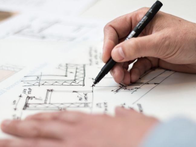 building a family home