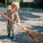 7 Outdoor Chores for Kids to Teach them New Skills