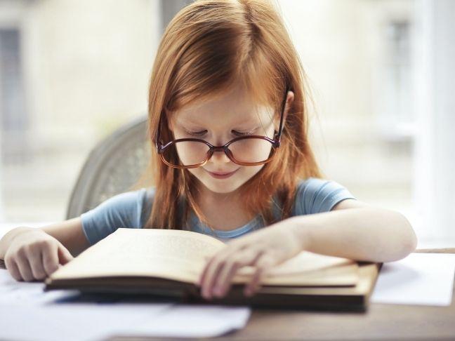 kids to study