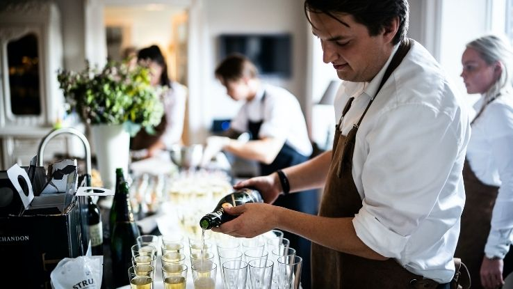 best catering services for parties