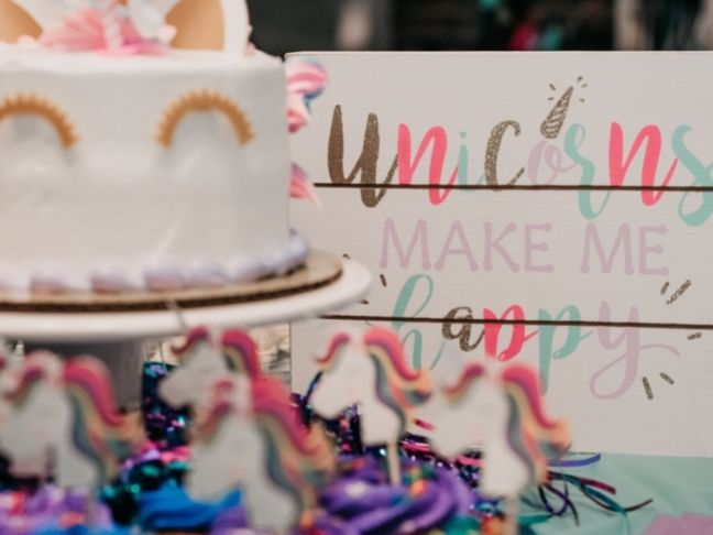 budget-friendly kids' birthday party