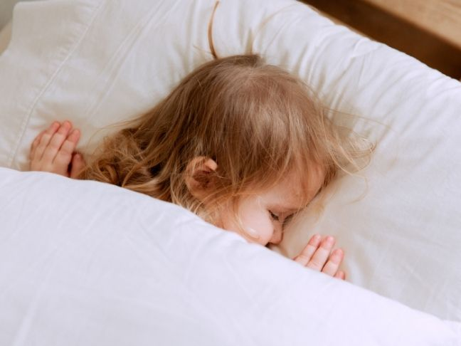 toddler's sleep regression