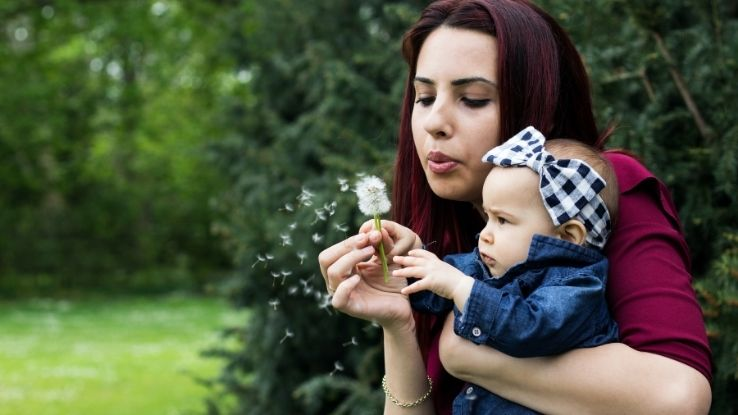 treat yourself as a busy mom