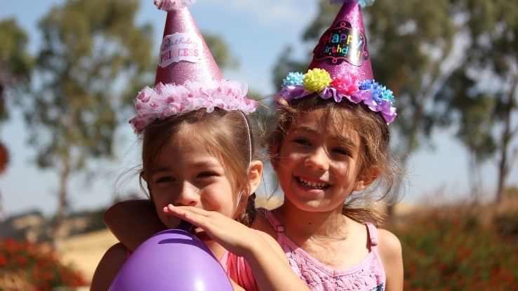 ultimate kid's birthday party