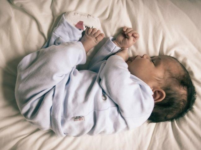 baby fall asleep