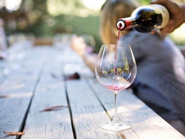 consider nixing alcohol