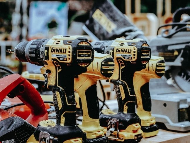 power tools for homeowners
