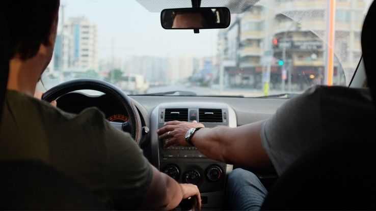 teach teenage driver