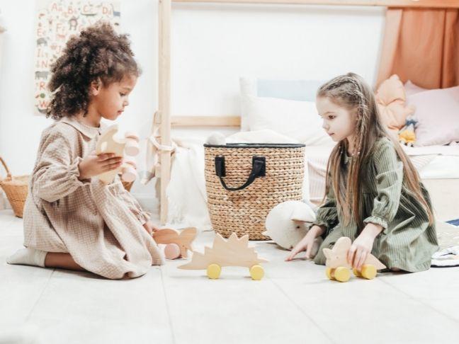 child's dream play room