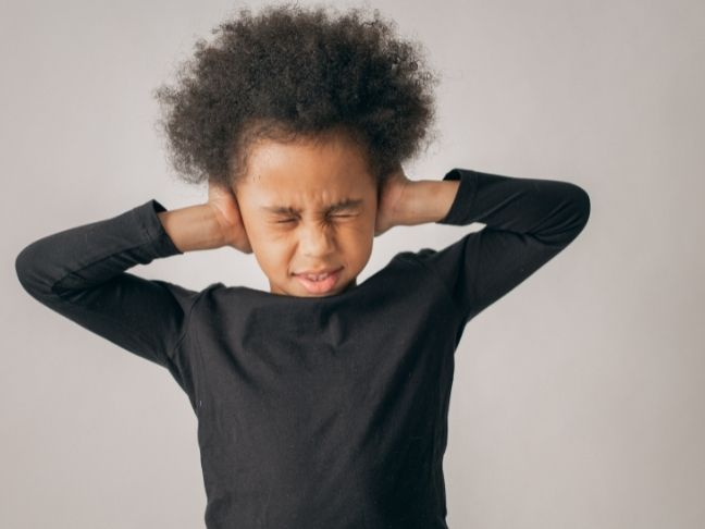 decrease your child's anxiety