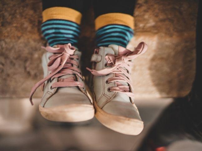 shoe-tying hacks for kids