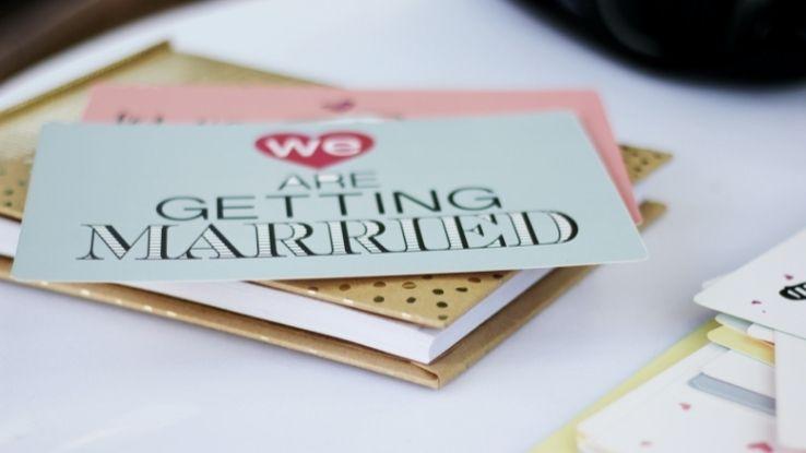 process of wedding planning